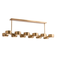 Arteriors Lighting Hawkins Chandelier 89042