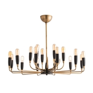 Arteriors Lighting Hardy Chandelier 89044