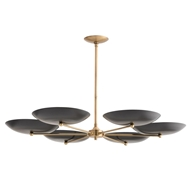 Arteriors Lighting Griffith Chandelier 89047