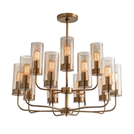 Arteriors Lighting Hammond Chandelier