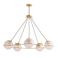 Arteriors Lighting Hathoway Chandelier 89053