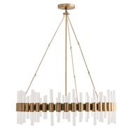 Arteriors Lighting Haskell Chandelier 89055