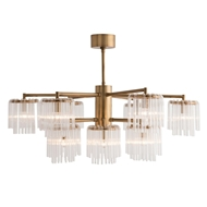 Arteriors Lighting Gretta Chandelier