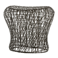 Arteriors Home Calder Stool 2433 Brown - Iron