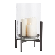 Arteriors Lighting Bowen Large Hurricane 2257 Clear - Glass