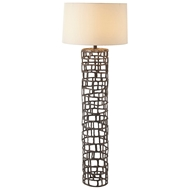 Arteriors Lighting Hansel Floor Lamp 73121-899 - Iron