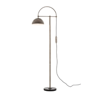Arteriors Lighting Jillian Floor Lamp 79991 - Steel