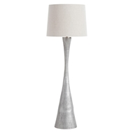 Arteriors Lighting Narsi Floor Lamp 72017-542 Gray - Aluminum