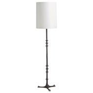 Arteriors Lighting Nathan Floor Lamp 73142-140 - Iron