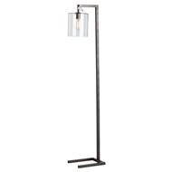 Arteriors Lighting Parish Floor Lamp 79953 - Steel