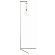 Arteriors Lighting Sabine Floor Lamp 79935 - Steel