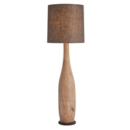 Arteriors Lighting Trump Floor Lamp 76645-110 - Wood