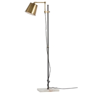 Arteriors Lighting Watson Floor Lamp 79006 Yellow - Steel