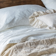 ISA81 Isabella Fitted Sheet : Bella Notte Isabella Fabric Collection