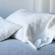 Bella Notte Josephine Linen Pillowcase
