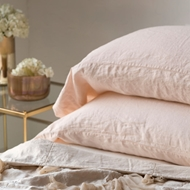 Bella Notte Linen Pillowcase Quick Ship