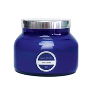 Capri Blue Volcano Candle Blue Signature Jar CB-503-VOL