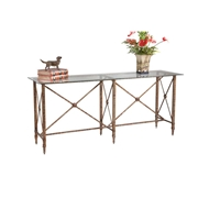Chelsea House Home Overland Console-Gl Top