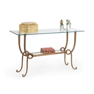 Chelsea House Home Culpepper Console-Gl 380119