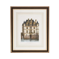 Chelsea House Wall Decor Chateau Chenunceaux