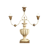 Chelsea House Lighting Hargrove Candelabra 380544