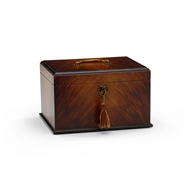 Chelsea House Home George Ii Tea Caddy 380659