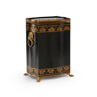 Chelsea House Home Carlton Wastebasket