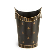Chelsea House Home Bee Wastebasket