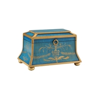 Chelsea House Home Large Azure Box 381306