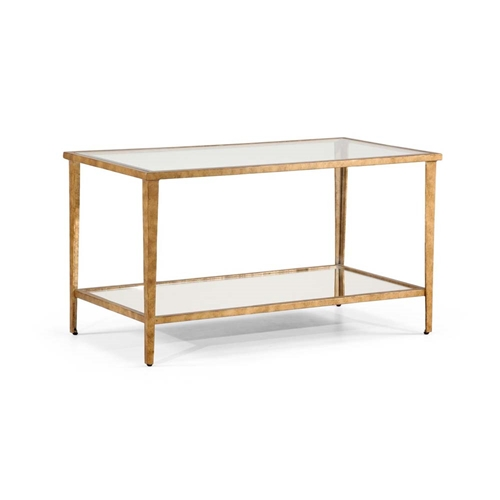 Chelsea House Home Carson Cocktail Table Gold 381354