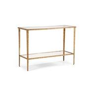 Chelsea House Home Carson Console Gold 381356