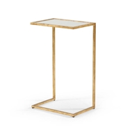 Chelsea House Home Matteson Side Table Gold 381475