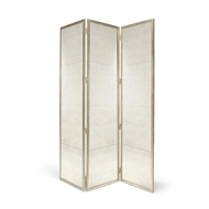 Chelsea House Home Classic Gilt Screen-Silver 381692