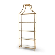 Chelsea House Home Classic Gilt Shelf 381695