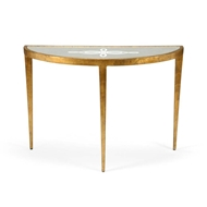 Chelsea House Home Celtic Knot Console - Gold