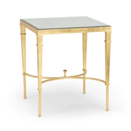 Chelsea House Home Regent Table-Gold 381866