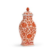 Chelsea House Home Pumpkin Rectangular Vase
