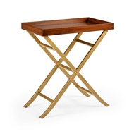Chelsea House Home Reginald Tray Table