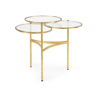 Chelsea House Home Bristol Coffee Table - Gold