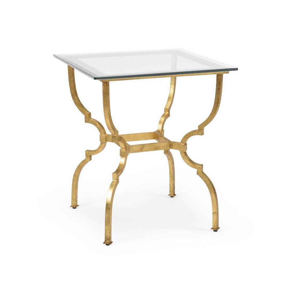 Chelsea House Home Norwich Side Table   Gold