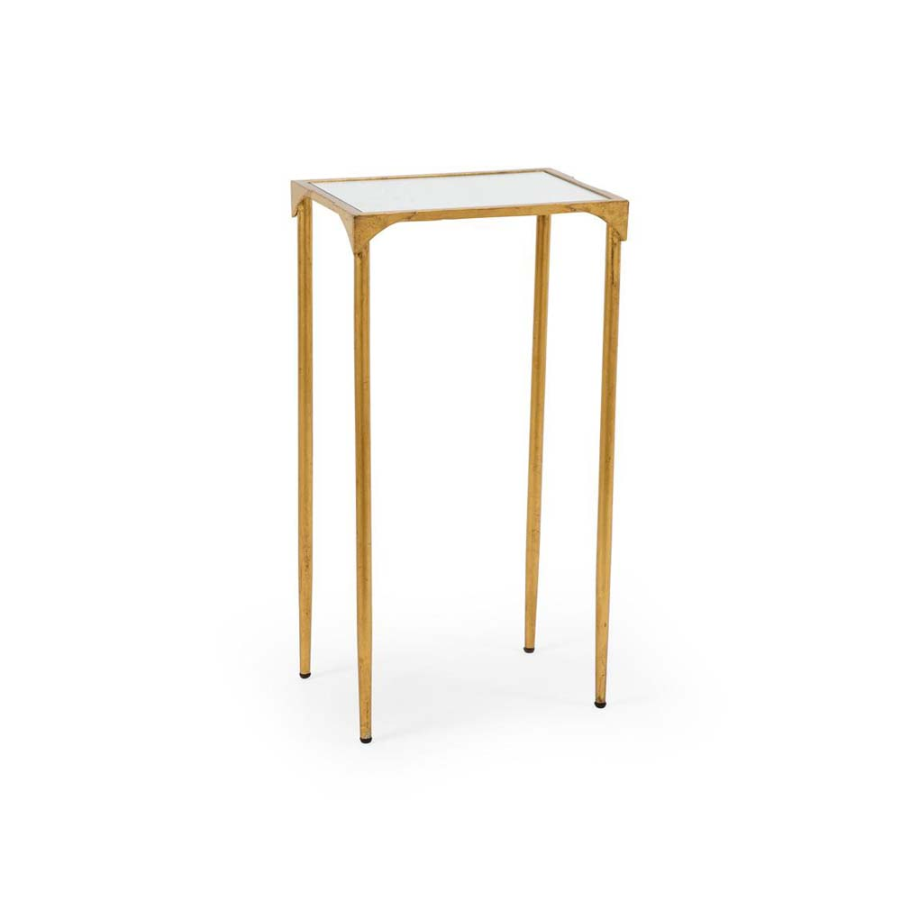 Chelsea House Home Spencer Side Table-Gold 382017