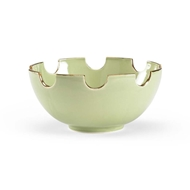 Chelsea House Home Classic Bowl - Green 382041