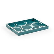Chelsea House Home Blue Tray