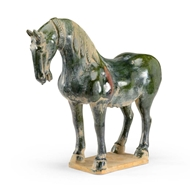 Chelsea House Home Chinese Horse