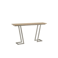 Chelsea House Home Z Console - Silver