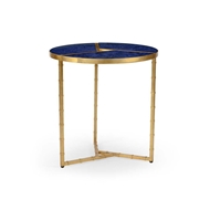 Chelsea House Home Bradshaw Side Table - Lapis 382486
