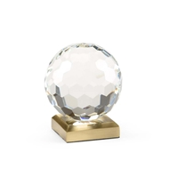 Chelsea House Home Crystal Ball Accent (Sm)
