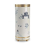 Chelsea House Home Chinoiserie Umbrella Stand