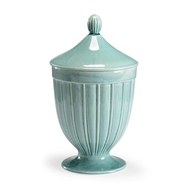 Chelsea House Home Lexington Vase - Celadon