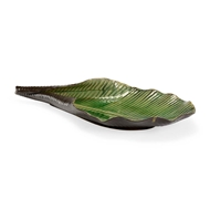Chelsea House Home Palm Leaf Tray